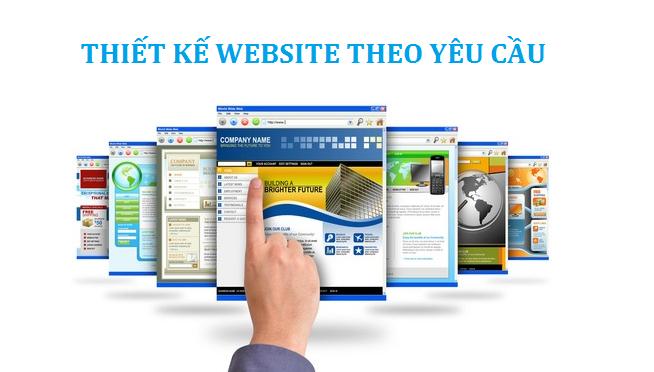 Làm thế nào để thiết kế website theo yêu cầu
