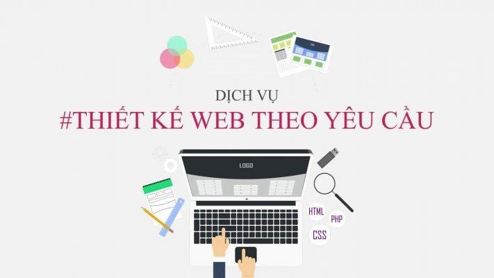 Sự khác biết của thiết kế web theo yêu cầu