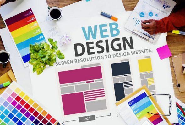 Thiết kế website theo yêu cầu - Công ty Mèo Con D.T.S