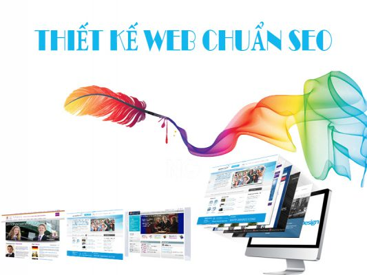 Tại sao phải thiết kế web chuẩn SEO