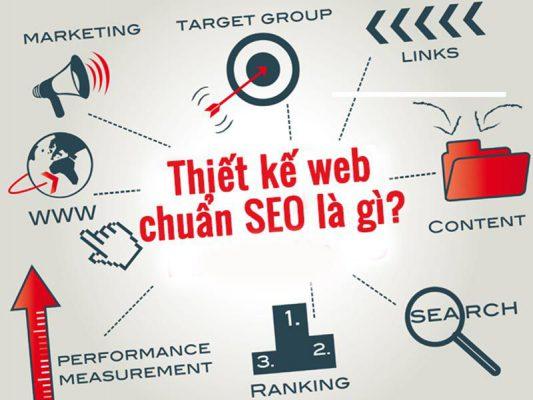 Lợi ích khi thiết kế web chuẩn SEO