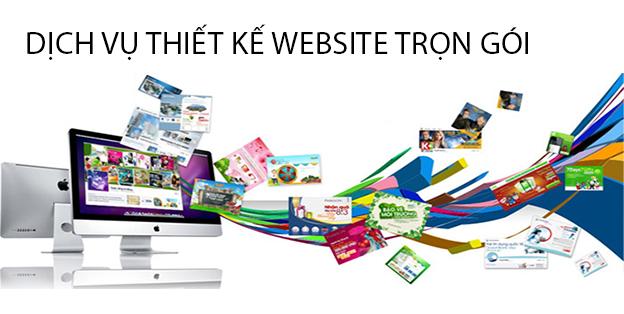Lợi ích của việc thiết kế website trọn gói