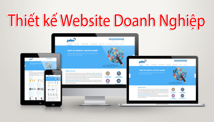 Thiết kế website cho doanh nghiệp hiệu quả