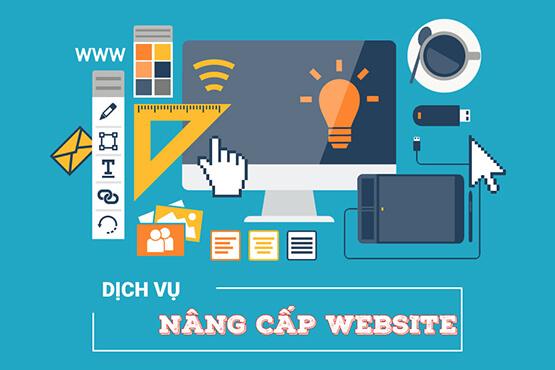 Lợi ích của dịch vụ nâng cấp website