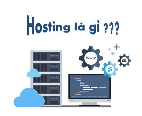 Khái niệm về hosting