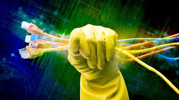 Bóp băng thông là việc các nhà cung cấp dịch vụ Internet hoặc các nhân viên quản trị hệ thống mạng