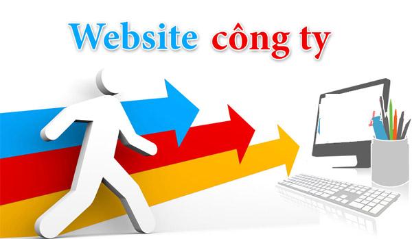 Thiết kế trang web cho công ty là giải pháp hỗ trợ hữu ích cho các doanh nghiệp hiện nay