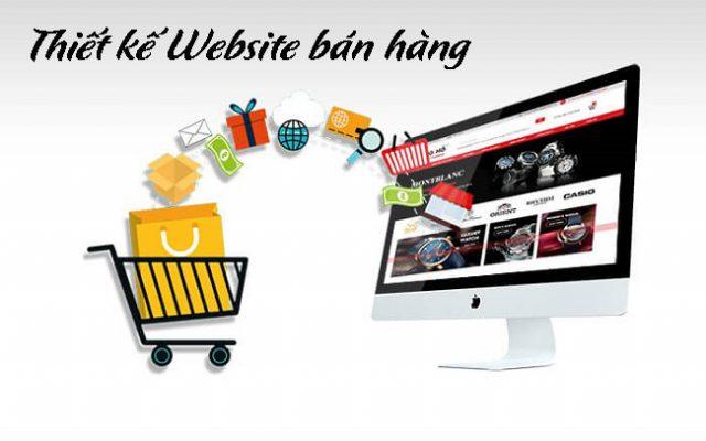 Website bán hàng giúp người bán có thể tiếp cận với lượng khách hàng nhiều hơn