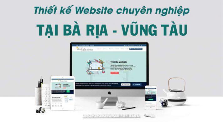 Thiết kế website ở Vũng Tàu để làm gì?